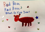 Red Bear, Red Bear, What Do You See?