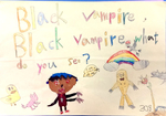 Black Vampire, Black Vampire, What Do You See?